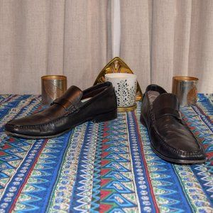 BRUNO MAGLI slipons in EUC